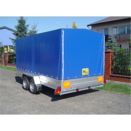 Rydwan Euro C-750/L8 395x195x35 cm