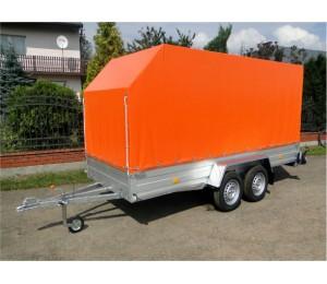 Rydwan Euro C-750/H3 345x145x35 cm