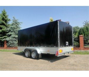 Rydwan Euro C-750/L4 400x150x35 cm