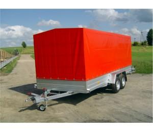 Rydwan Euro B-2600/0/L8 500x195x35 cm
