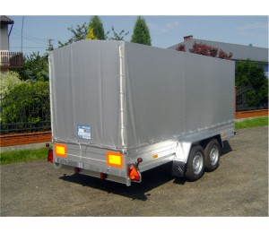 Rydwan Euro B-2600/0/E3 350x150x35 cm