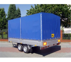 Rydwan Euro B-2600/1/G5 400x195x35 cm