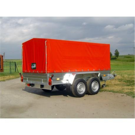 Rydwan Euro-B 2600/0/B3 265x150x35 cm