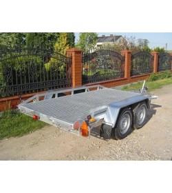 Przyczepa Rydwan Euro B-2600/2/E3 350x150 cm