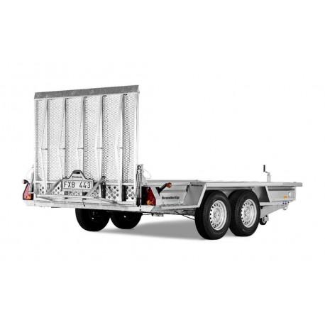 Przyczepa Brenderup MT-3080 3000 kg