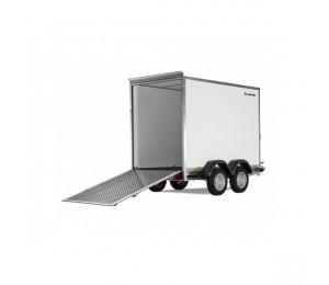 Przyczepa Brenderup Cargo 7350 TB rampa