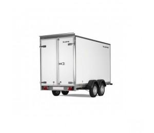 Przyczepa Brenderup Cargo 7350 TB drzwi