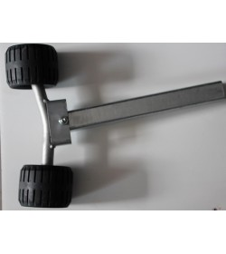 Rolka boczna podwójna 40x40 Brenderup