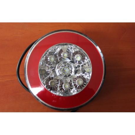 Lampa tylna zespolona LED -pozycja/cofania FI140mm