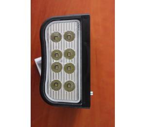 Lampa oświetleniowa tablicy rejestracyjnej FT-026 12-30V LED