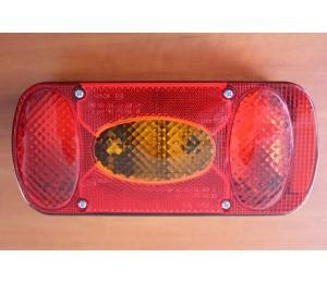 Lampa zespolona tylna lewa MD-036 L