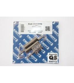 Zestaw - sprężyny hamulca mechanicznego 200x50