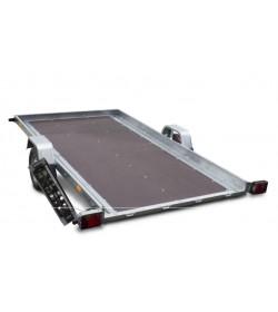 Przyczepa Multitransporter 3016C lekka do przewozu quadów, motocykli