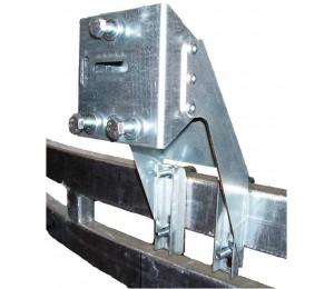 Wspornik, mocowanie koła zapasowego
