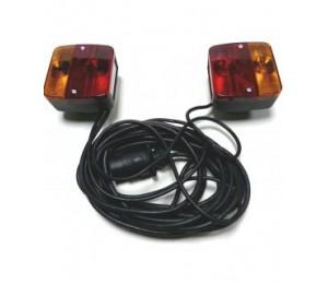 Zestaw oświetleniowy na magnesach, lampy z magnesem