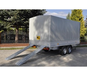 Rydwan Euro B-2600/3/K5 450x195x35 cm