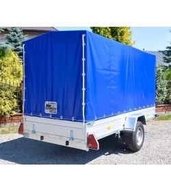 Przyczepa Rydwan Euro A-750/H3 345x145x35 cm