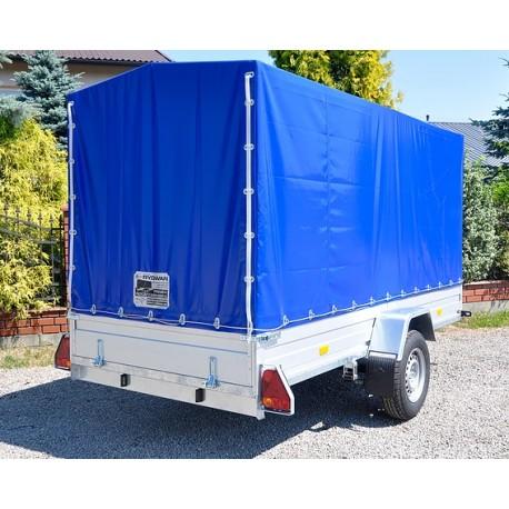 Rydwan Euro A-750/H3 345x145x35 cm