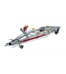 B30/096/23 V Tema Przyczepa do transportu łodzi o DMC 3000kg