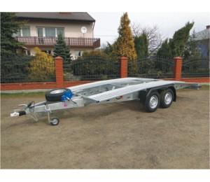 Laweta samochodowa Rydwan EURO B-2600/3/K6 460x205 cm
