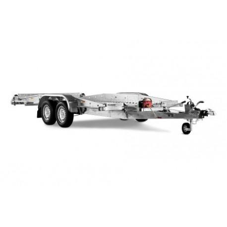 Przyczepa do transportu pojazdów Brenderup Auto U110B 400x192 cm