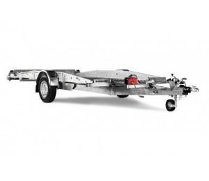 Przyczepa do transportu pojazdów Brenderup Auto 400x192 cm